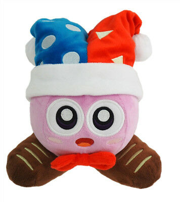 "1x Little Buddy Kirby's Adventure All Star - 1631 - Marx 8"" Stuffed Plush Doll"