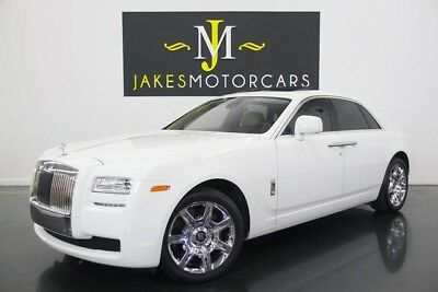 2010 Rolls-Royce Ghost **REAR THEATRE PKG**EXTENDED WARRANTY** 2010 Rolls-Royce Ghost, REAR THEATRE, INDIVIDUAL REAR SEATS! EXTENDED WARRANTY!