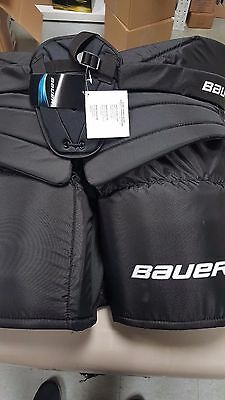 Bauer Supreme S170 Senior Goalie Pants - Medium - New ON SALE