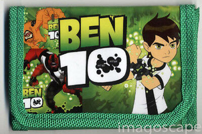 Ben 10 - Cartoon Purse / Wallet for Boys / Girls (Design #1)
