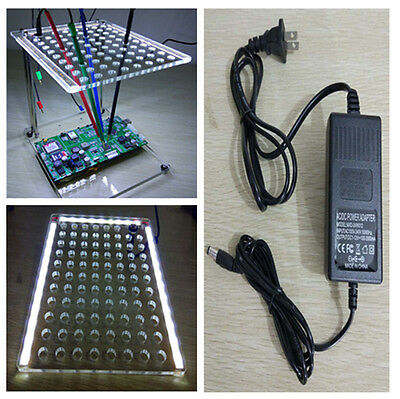 Univwesal ECU Modification Programming Stand +Boot Frame Acrylic Board for Car