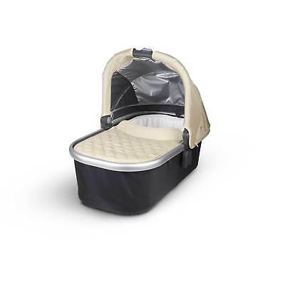 UPPAbaby VISTA / ALTA Bassinet 2015 - Wheat/Silver (Lindsay)