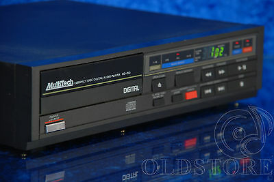 ►Multitech Cd 150◄ Lettore Cd Player Midi Old School Vintage Top !!