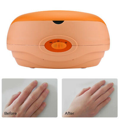 Pro Paraffin Bath Therapy Wax Pot Warmer Beauty Salon Spa Machine EU Plug