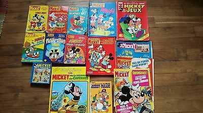 Lot De 15 Journal De Mickey / Mickey Parade Et Poche / N°Special Hors Serie