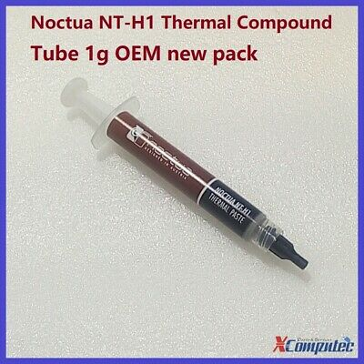 Noctua NT-H1 Premium Grade Thermal Compound Paste Paste Tube 1g OEM pack