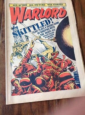 Warlord Comic No. 86 May 15th 1976