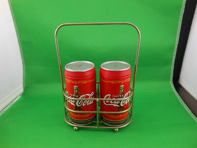 Coca-Cola Collectible -Salt & Pepper Shaker - Coke Can