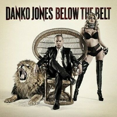 Below The Belt - Danko Jones (2010, Vinyl NEU)