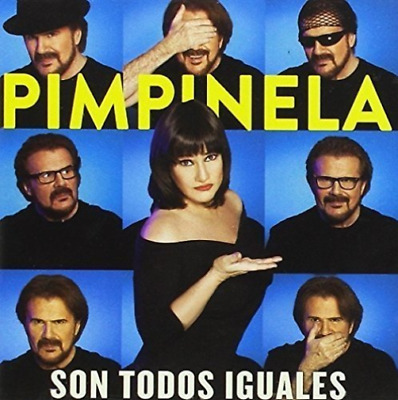 Pimpinela-Son Todos Iguales (W/dvd) (Arg)  (Us Import)  Cd New