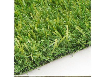 Artificial Grass Astro Turf Fake Lawn Realistic Outdoor Carpet - THORESBY 20mm