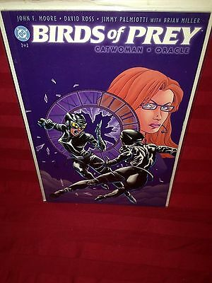 Dc Birds Of Prey: Catwoman/oracle  # 2 Of 2 Unread Nm Graphic Novel Comic Book