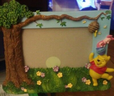 Winnie The Pooh Picture Fame Photo