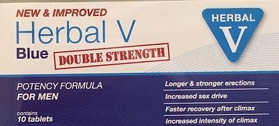 ERECTILE DYSFUNCTION HERBAL V  X10 TABLETS Guaranteed Results