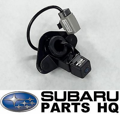 OEM Genuine Subaru 2010-2014 Legacy Outback Rear View Backup Camera - 86267AJ10B