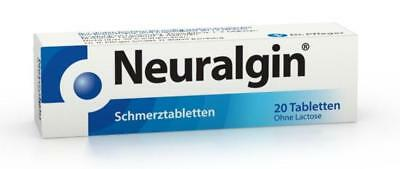 Neuralgin Tabletten 20St PZN: 3875041