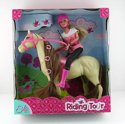 Simba Toys - Steffi Love - Riding Tour  Neu & OVP