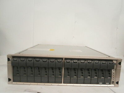 NetApp RS-1401 FAS270 14 Bay Fibre Channel Hard Drive Array 2xPSU & 111-00182-D0