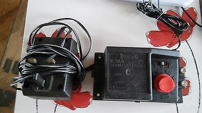 Hornby R965 Train Controller with transformer