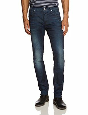 (TG. 46/48 IT (33W/32L)) Dark Blue Denim none SELECTED - One 4171 jeans NOOS I,