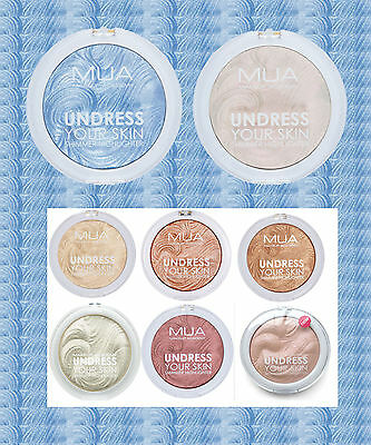 Mua Undress Your Skin Highlighter Illuminator Iridescent -Blue, Pink, Gold Peach