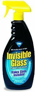 Stoner Invisible Glass - High Quality Glass Cleaner