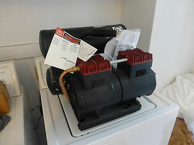 Thomas T-2820ST 2hp Twin Cylinder Air Compressor, NEW