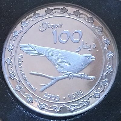 Kurdistan 2003 100 Dinar; X-3; Proof (cr#136)