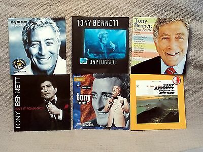 Tony Bennett - 18  Cds - Massive Collection - Gently Used Cds