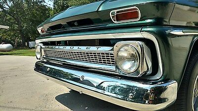 1966 Chevrolet C-10  1966 CHEVY C-10 PICKUP Very Unique Truck Done Professionally  Selling No Reserve