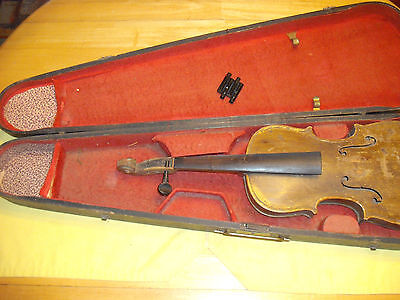 Antique Violin 21""