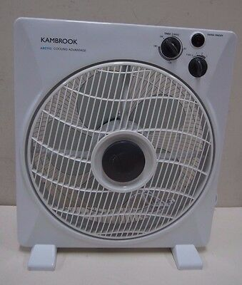 Kambrook Arctic Cooling Advantage Fan KFA612