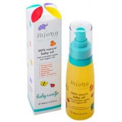 New Jojoba 100% Natural Baby Oil