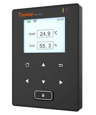 TemLog W1H Wifi Intelligent Remote Temperature and Humidity Data Logger