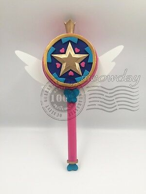 Star vs. the Forces of Evil Princess Magic Wand Stick Hand Cosplay Prop Girl Toy