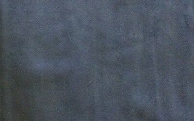 NEW Leather Cow Hide GREY Suede  Piece 20cm x 30 cm approximately 1.2mm thick