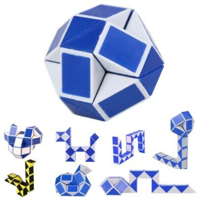 Magic Rubik'Snake Variety Popular Twist Kids Game Transformable Gift Puzzle