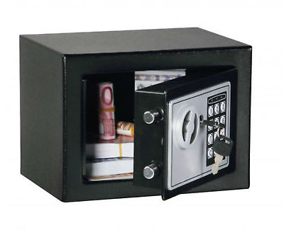 Personal Digital Electronic Security Safe Box Access Safes W/ 2 Keys Home Office