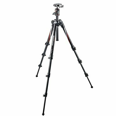 Manfrotto MKBFRC4-BH BeFree Compact Travel Carbon Fiber Tripod with Ballhead NEW