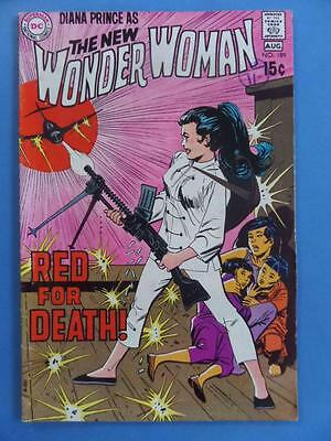 Wonder Woman 187 1970 Classic Cover Very Nice!!