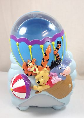 Winnie The Pooh First Years 2003 Baby Mobile Crib Cot Musical Light Projector