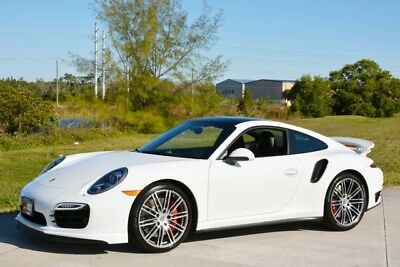 2014 Porsche 911  2014 911 TURBO - $164,180 MSRP - 1 OWNER - FACTORY WARRANTY - FLORIDA