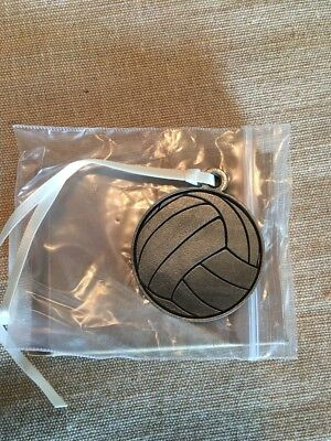 Longaberger Team Spirit Volleyball Tie On -NIB