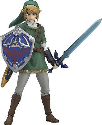 Good Smile The Legend of Zelda Twilight Princess Link Figma Action Figure