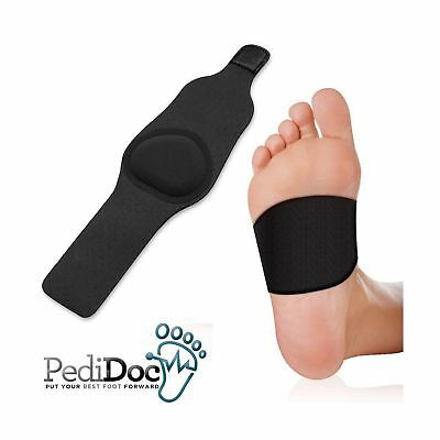Plantar Fasciitis Arch Support Insert with Cushion Gel Therapy - Shoe Insoles