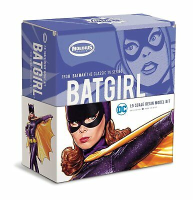 Batman 1966 TV Series Batgirl 1:5 Scale Resin Model Kit