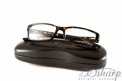 0fe503dd12 RAY BAN EYEGLASSES-RB 5169 2012 54 Dark Havana -  133.95