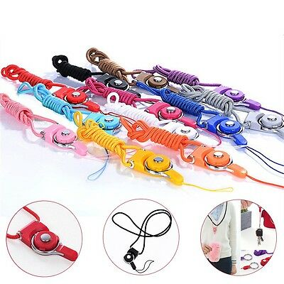 Lanyard Neck Strap for Camera for Mp3 Cell Phone Camera USB Flash Drive ID Card