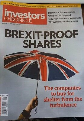 Bexit Proof Shares, Investors Chronicle, 30 June - 6 July, 2017