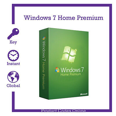 Windows  Home Premium Product Key Hp P